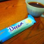 たまにはホワイトチョコも「キャドバリー ドリーム」 レビュー