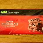 ASDA-ダークチョコレートレビュー