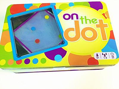 ゲーム初心者にもおすすめなパズルゲーム「オン・ザ・ドット」