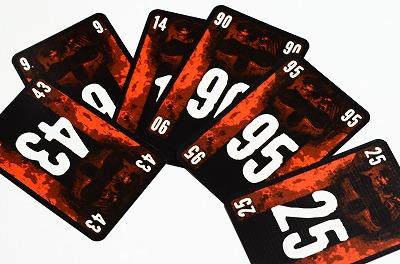 以心伝心で数字を置ききれ!協力型カードゲーム「ザ・ゲーム(The Game)」
