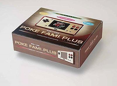 ファミコン携帯互換機「pokeFAMI Plus (ポケファミプラス)」を購入するか否か