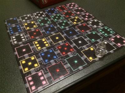 脳をフル活用しろ!思考系ボードゲーム「マイクロロボット」