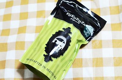 脅威の味の再現率 ククルザ(KuKuRuZa)ポップコーン ブルーチーズ&バッファロー味