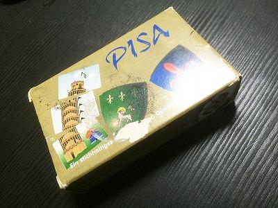 皆で投票をしてルールを決めてトリックテイキング「ピサPISA」