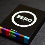ルールもデザインもスタイリッシュなカードゲーム「ZERO -ゼロ」