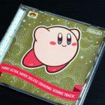 いつまでも色あせないポップなサウンド「星のカービィ ウルトラスーパーデラックス オリジナルサウンドトラック」