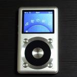 ハイレゾ対応のコスパ最強音楽プレイヤー「fiio x1」購入レビュー