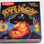 地味だけど味があるタイル交換ボードゲーム「スティンジー」