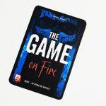 さらにスリリングな業火の中へ ザゲームの拡張「ザ・ゲーム オンファイヤー(The Game On Fire)」
