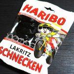 洒落にならない味で驚愕 HARIBO「シュネッケン」