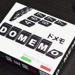 木製の手触りに感動 名作数字推理ゲーム「ドメモ」 をコンポーネントレビュー