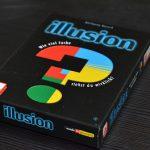 人間の感覚など当てにならない!?色の割合の高い順に並べていくカードゲーム「イリュージョン」