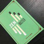 陰と陽のバランスを保つのは大事 カードゲーム ゼンマスター(ZEN MASTER)