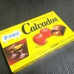 ロッテ リンゴのお酒チョコ「カルヴァドス」レビュー